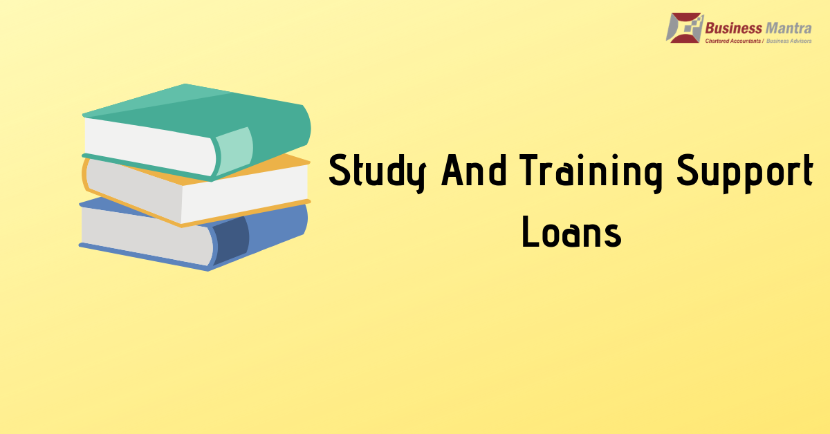 Study And Training Support Loans