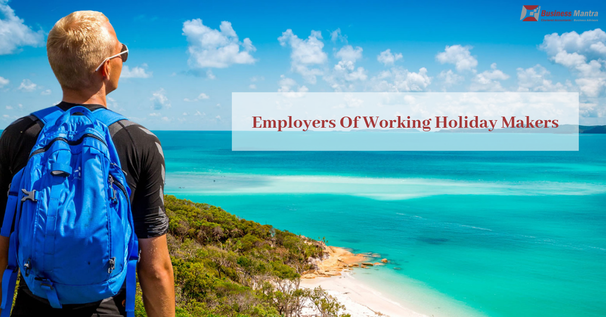 Employers Of Working Holiday Makers
