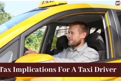 Tax Implications For A Taxi Driver