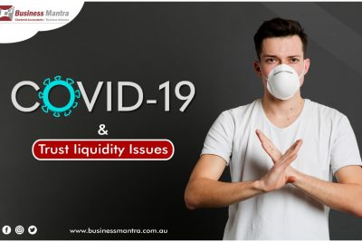 COVID-19 and trust liquidity issues