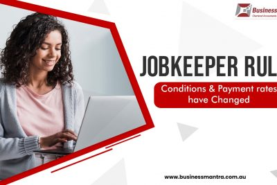 JobKeeper rules, conditions and payment rates have changed