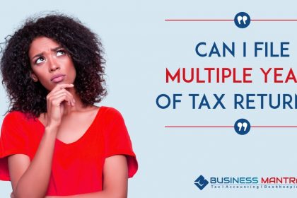 Have you MISSED OUT on your previous MULTIPLE years TAX RETURN? WE CAN HELP!!